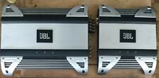 JBL Amplifiers 4 Channel And 2 Channel