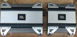 JBL Amplifier 4 Channel And 2 Channel
