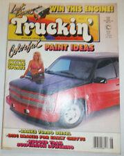 Truckin' Magazine Paint Ideas Turbo Diesel June 1992 041315R