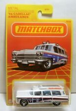 MATCHBOX 2021 TARGET RETRO SERIES #8 '63 CADILLAC AMBULANCE MINT ON CARD
