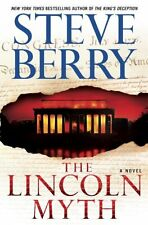 The Lincoln Myth: A Novel (Cotton Malone) by Steve Berry