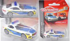 Majorette S:O:S. Cars 212057181 Mercedes-AMG GT, Polizei, ca. 1:60