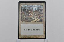 Wrath of God - FBB (Korean) - Excellent - MTG Magic the Gathering