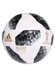 AUTHENTIC ADIDAS FIFA World Cup Official Game Ball Soccer Telstar 18 Russia 2018