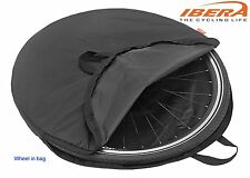 "Bicycle Single Wheel Bag Road Bike Carrier 26"" 28"" 700c Ibera Bb2 1"