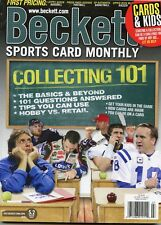 July 2011 Beckett Sports Card Monthly
