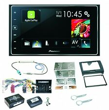 Pioneer sph-da120 USB Bluetooth appradio CarPlay kit de integracion Audi TT 8j