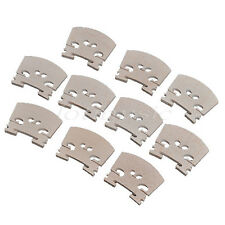 20pcs Violin Bridge 3/4 Size Maple Wood Violin parts