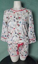 Disney Women's Sleep Set - Mickey & Minnie Sweethearts Pajamas