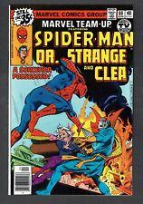 Marvel Team-Up #80 Spider-Man Dr. Strange & Clea Marvel Comics Bronze 1979 NM-