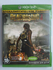 Dead Rising 3: Apocalypse Edition Xbox One Brand New Factory Sealed
