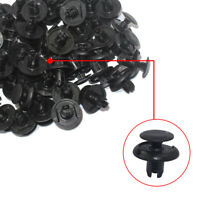100× Fender Liner Clips Push Retainer For Honda Accord Civic Acura INTEGRA RSX~