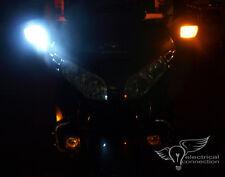 Goldwing GL1800 F6B's Pair of LED Mirror Daytime Running Lights  EC01301-W-LENS