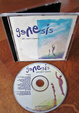 GENESIS - WE CAN'T DANCE RARE 1991 USA ISSUE CD