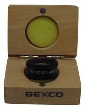 78D Double Aspheric Lens Optometry Equipment in WOOD CASE - BEST QUALITY BEXCO