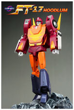 New Transformers Iron FansToy FT-17 Hoodlum G1 Hot Rod Action Figure will arrive