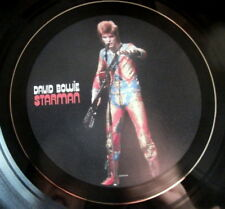 DAVID BOWIE STARMAN VINYL LP RETRO BOWL OTHER BOWIE LISTED HIGH QUALITY ;