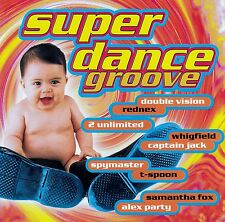 SUPER Dance Groove/Various Artists/2 CD/NUOVO