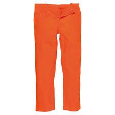 Portwest Hombre BizWeld Pantalones Estándar y Alto Varios color y talla Bz30