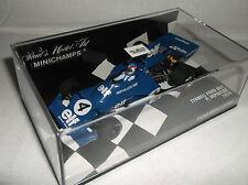 BRAND NEW MINICHAMPS F1 ~ P. Depailler ~ Tyrrell Ford 007 ~ 1974