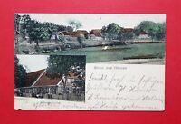 AK UELZEN Hansen 1907 Hoffmanns Gasthaus und Panorama  ( 37190