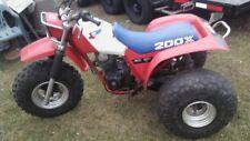 Honda 200cc atv