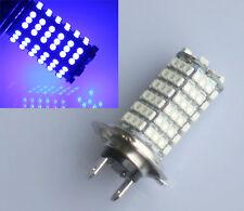 2x Blau Auto H7 120 3528 SMD LED Nebellicht Nebelleuchte KFZ Leuchte 12V DE