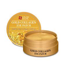 [SNP] Gold Collagen Eye Patch 60pcs / Korea Cosmetic
