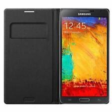 Custodia Flip Samsung Galaxy Note III (Originali) - EF-WN900BBEGWW