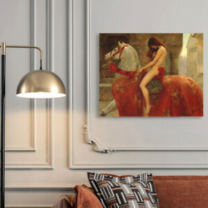 Canvas Wall Art HD Picture Home Decor for Living Room12X16in