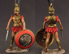 Tin toy soldiers  painted 54 mm Apulean leader IV century B.C.