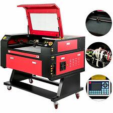 60w Macchina Per Incisione Laser CO2 Engraving Cutting schermo color Porta Usb