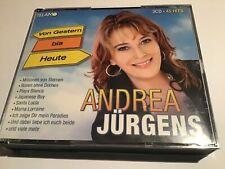 ANDREA JÜRGENS - VON GESTERN BIS HEUTE 3 CD´s 2016