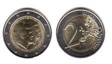 2 Euro-Sondermünze NIEDERLANDE 2014 Doppelportrait Willem-Alexander u.Beatrix