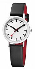 Stainless Steel Case Brushed Analogue Unisex Wristwatches