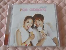 JOO with Super Junior Leeteuk Ice Cream Digital Single CD