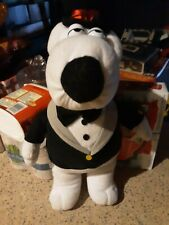 "Brian Griffin Tuxedo 14"" Family Guy FOX 2005 NANCO stuffed plush"