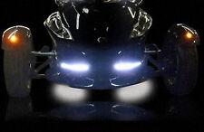 Custom Dynamics Can-Am Spyder RT LED Day Runners Cool White (SPY-DAY-RUNRT-W)