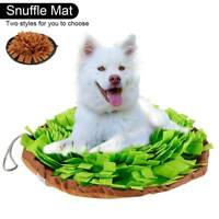 48cm Dog Pet Puppy Snuffle Mat Toy Nose Work Washable Training Game Sniffing