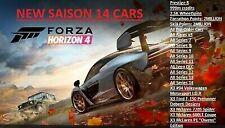 Forza Horizon Modded Account : Level 569 prestige 8 and all rare cars
