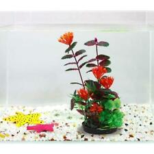 Big Underwater Aquatic Plant Ornaments Aquarium Fish Tank Landscape Decor Resin