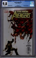 NEW AVENGERS #27 CGC 9.8 - KEY ISSUE - 1st Appearance Clint Barton as Ronin