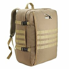 """MOLLE Cabin Backpack 44L Military Hand Luggage 22"""" x 16"""" x 8.5"""" Carry On Beige"""