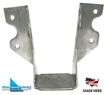 316 Stainless Steel Joist Hangers Jus26 Lus26 Deck Framing 2 X 6 Single Qty 5