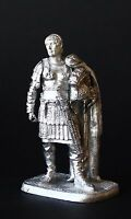 Roman Emperor Constantine 'the Great' KIT Tin toy soldier 54 mm. metal