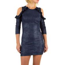 Schulterfreie M Damenkleider in Kurzgröße