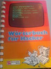 Schneider - Wörterbuch für Hacker (Schneider-Buch 1984)