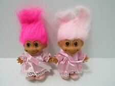 Sweet Sixteen 16 Russ Troll Doll New In Original Wrapper Pink Lot
