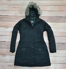 THE NORTH FACE HyVent Womens Winter Jacket Waterproof Outdoor Parka Size Small