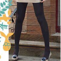 Winter Fashion Fleece Tights Pantyhose Warmers Pants Women Stockings OO55